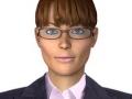 virtual agent alteregos hd female virtual character