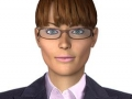 virtual agent alteregos hd female virtual character